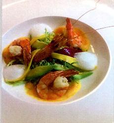 crevettes-obsiblue-salade-julien-toselo-monaco