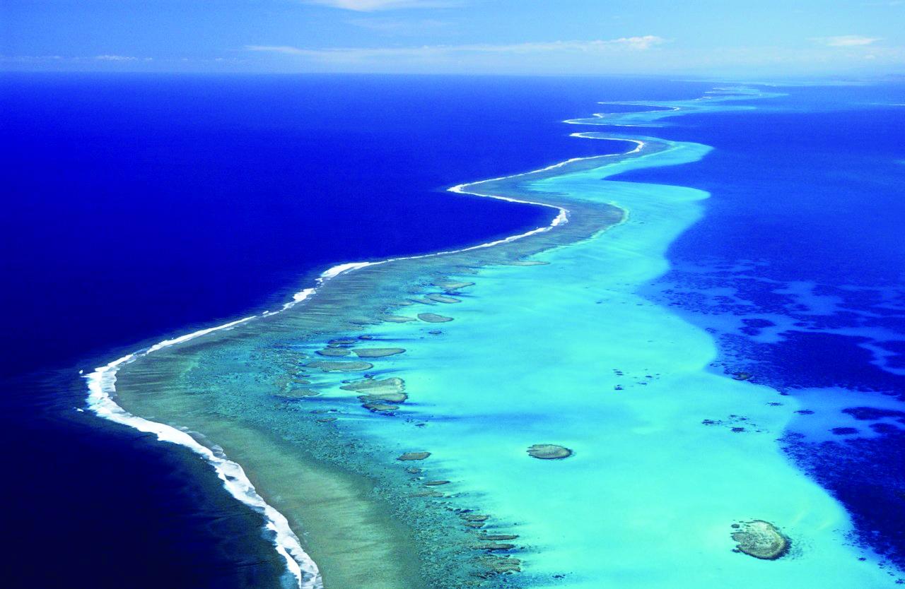 Lagon de Nouvelle Calédonie