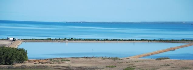 Bassin aquacole Obsiblue
